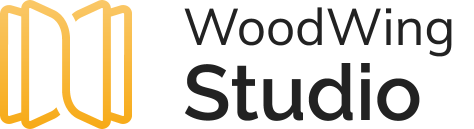 logo woodwing studio 2line dark 1